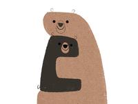 Bear Hugs 🐻🤗