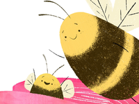 Bee-ing in the moment