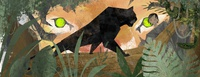 The Jungle Book - Cover/Dust Jacket