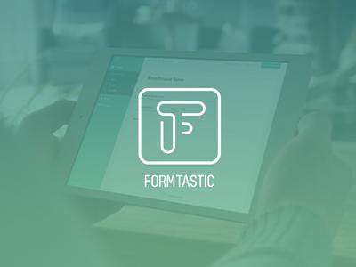 Formtastic Logo webapp forms design logo