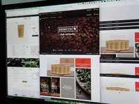 Webshop design - Boonesta