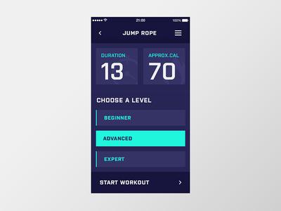Day 04 - Fitness App