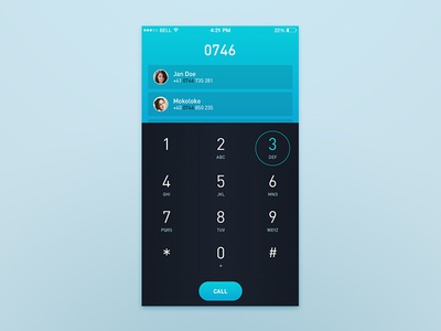Day 20 - Dial Pad