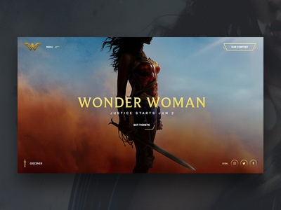 Wonder Woman concept - WIP