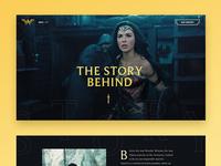 Wonder Woman concept #1