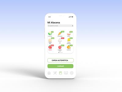Alacenapp / UX/UI uxui design minimal ui design interface alacenapp ios mobile app design app ux design ui ux