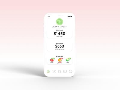 Alacenapp / UX/ UI mobile ios minimal uxui interface ui design ux design app design design app ui ux