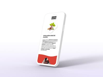 Green Bomber / Web Design design minimal interface ui design website concept uxui ui ux mobile responsive web design web green bomber website