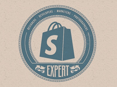 Expert Badge shopify badge