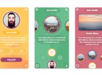 Emotional app concept