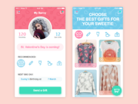 Gift panic app 2 scrrens 800x600