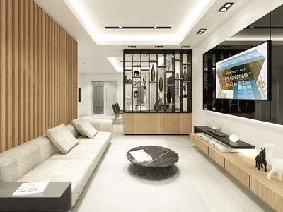 Y House Interior Design residential modern interior design minimalism