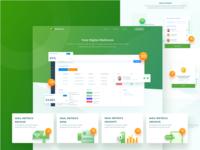 MailMetrics Landing Page