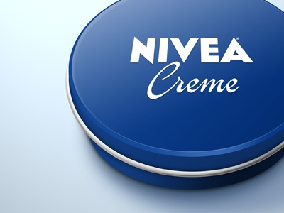 Nivea Creme [learning] nivea creme learning packaging package cosmetics