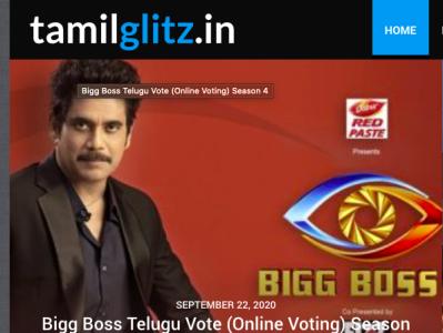 Bigg boss 4 Telugu Vote bigg boss 4 bigg boss bigg boss telugu