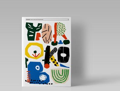 YOROKOBU colorful yorokobu illustration typography packaging design handmade