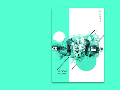 MOCKUP PERSO POSTER BEHANCE