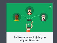 Invitation Modal