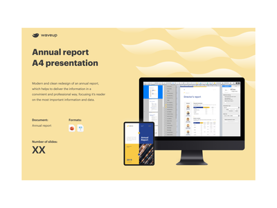 Financial result highlights design case study infographic analytics analysis business presentation case study reports and data report a4 paper a4 size