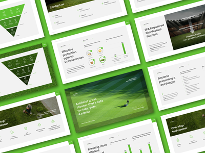 Investor pitch deck deck company branding infographics presentation layout pptx graphic design colorful vc investor deck pitchdeck