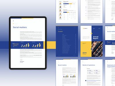 Annual report design business design corporate identity corporate design a4 size graphs reports and data report design a4 powerpoint design annual report annual report design