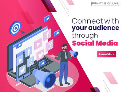 Social Media Marketing instagram facebook digital marketing design branding illustration website design website web development webdesign social media graphic design