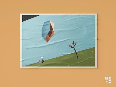 Mäusekönigin mockup adobe cc illustrator photoshop commissioned poster designer posters prints poster design poster art collage minimalistic printdesign posterdesign print poster