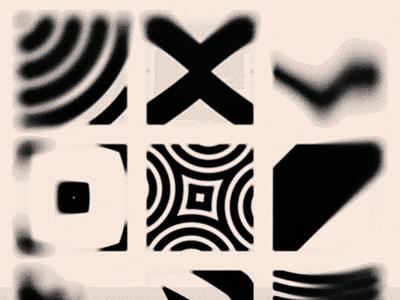 Tiles blender3dart photoshop blendercycles grain design illustration blender minimal flat blender3d