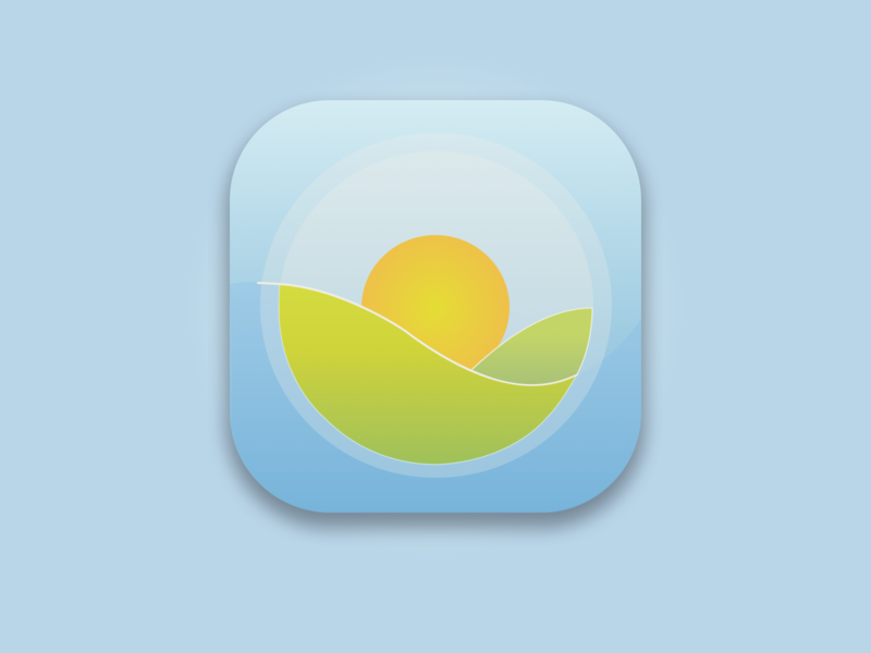 App Icon by Beth Johnson on Dribbble