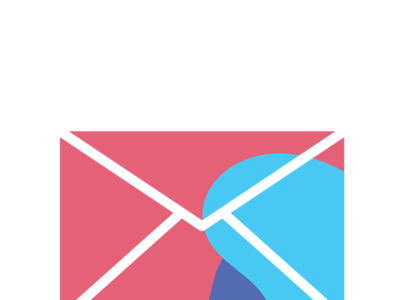 Envelope logo icon