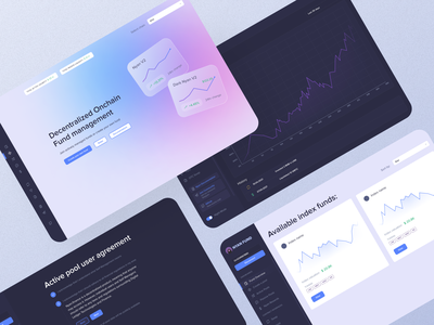 Cryptocurrency website 💜 infographic design dark mode chart design web app data visualization crypto banking crypto wallet saas dashboard finance fintech pool investment nyan cat minimalism flat 2021 design clean design cryptocurrency