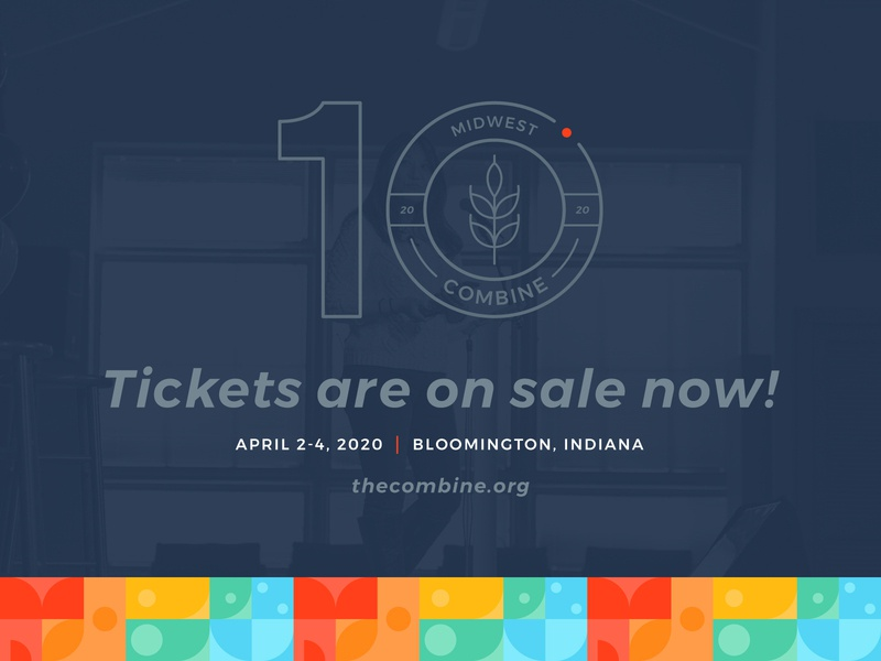The Combine 2020 - Tickets are on sale now! bloomington indiana midwest 2020 tech conference the combine