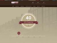CFC Properties 40 Years Site