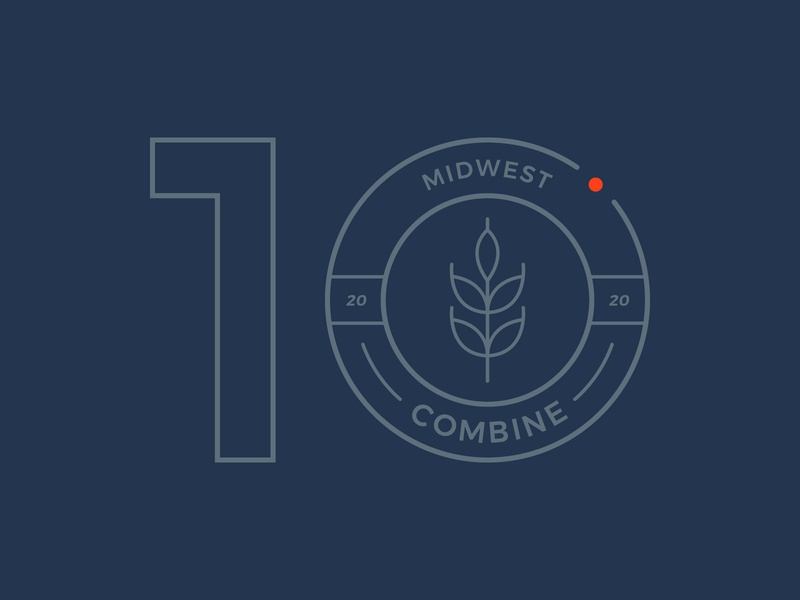 The Combine Conference 10 - Logo Concept