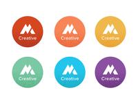 Matthew Dimmett Creative Logos