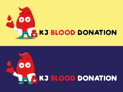Blood Donation Group logo web flat editing icon design typography ux ui vector branding logo minimal illustration graphic design graphicdesign