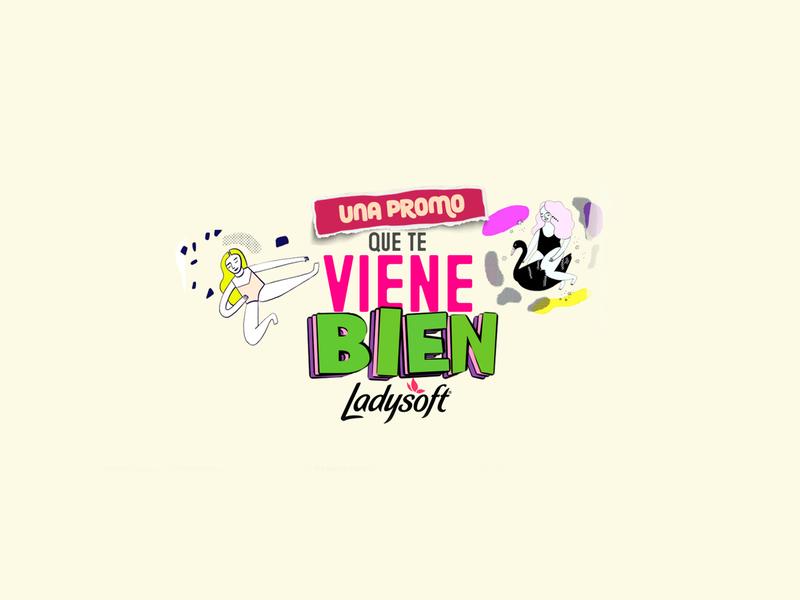 ladysoft photoshop vector illustrator design promotion logo typography illustration branding