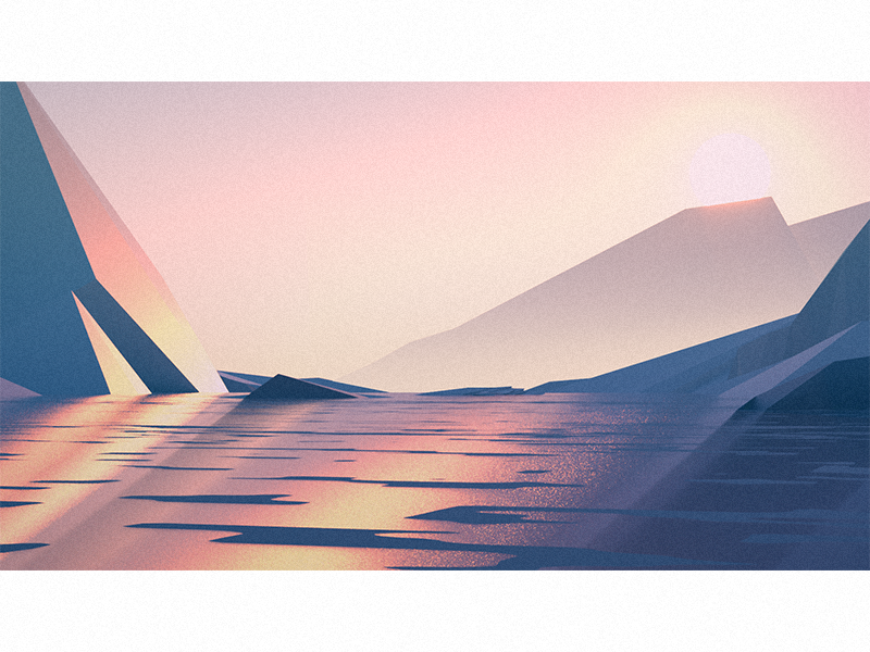 the freeze by Dave Chenell on Dribbble