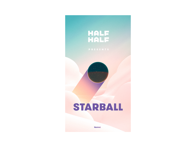 Half + Half - Starball game virtual reality vr oculus rift oculus quest oculus