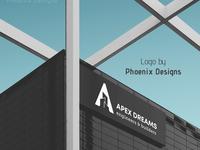 Logo - Apex Dreams Engineers & Builders