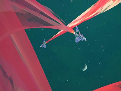 Fighters digital illustration digital art digital painting concept art conceptart illustrations illustration illustrator aeroplane