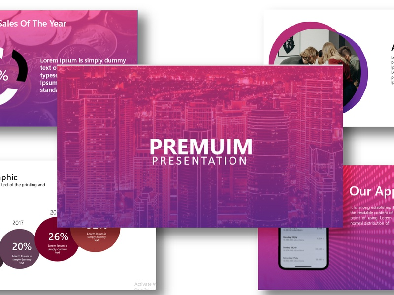 Presentation Design powerpoint