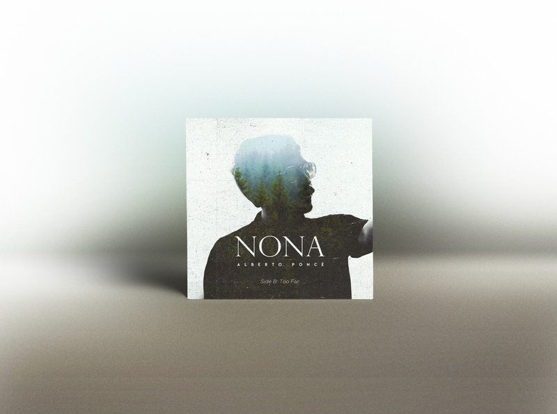 NONA Album Cover retro single artwork music artwork music album music artwork album design album cover design album cover art album cover album artwork album art album