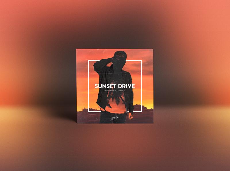 Sunset Drive single artwork music artwork music album music artwork album design album cover design album cover art album cover album artwork album art album