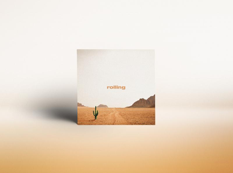 Rolling Album Cover music album music artwork album design album cover design album cover art album cover album artwork album art album