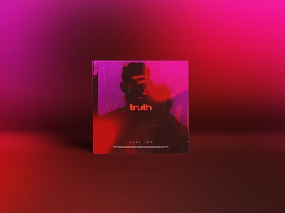 Truth Album Cover mock up texture music artwork single artwork retro textures music album music artwork album design album cover design album cover art album cover album artwork album art album