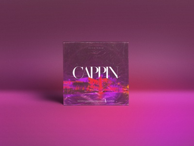 Cappin Album Cover mixtape artwork ep artwork textures texture retro typography music art music artwork design music artwork album artwork design music album music artwork album design album cover design album cover art album cover album artwork album art album