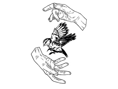 Illustration - Enfabulation t-shirt mockup t-shirt design t-shirt merch band shirt ink procreate illustration design