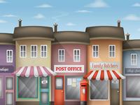 Shops (all vector)