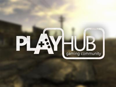 PlayHub Logo playhub logo gaming controller
